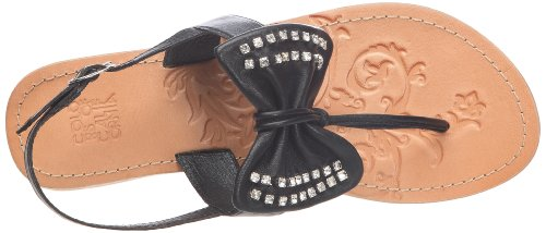 Colors of California HCU328, Sandales femme Noir