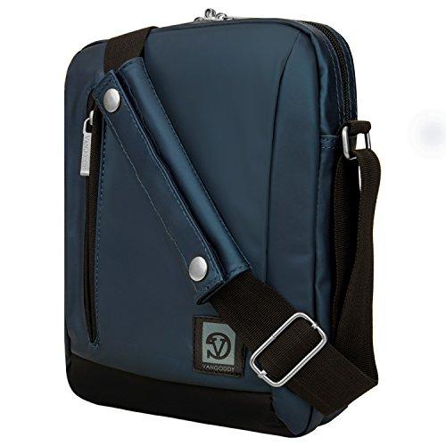 Tägliche Anwendung Umhängetasche für Lenovo Yoga/Lenovo Tab 10/tab-x103F Tab/Tab3/A8/Tab 3A10/Essential/IdeaPad/Mix 25,4cm 9Zoll 20,3cm Tablets blau blau 10 Zoll (25,4 cm) (Notebook-tragetasche Gesteppte)