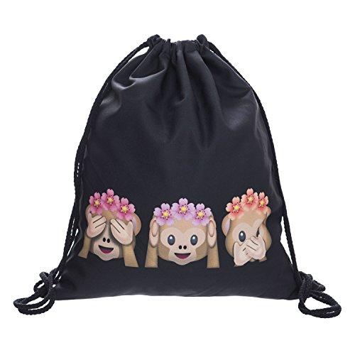 oconac-affen-blumen-turnbeutel-emoji-monkey-flowers-sommer-affchen-emoticons-smileys-sportbeutel-ruc