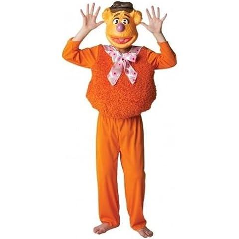Rubbies - Disfraz de oso para niño, talla L (7 - 8 años) (881875L)