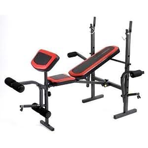 weider banc de musculation 195 tc sports et loisirs. Black Bedroom Furniture Sets. Home Design Ideas