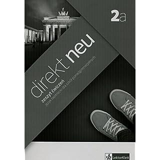 Direkt neu 2a Zeszyt cwiczen + CD: Szkola ponadgimnazjalna