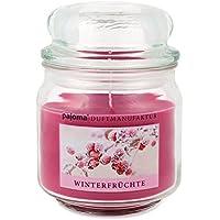 Pajoma Duftkerze ''Winterfrüchte'' Sweet Christmas Edition im Bonbonglas, 248 g, Premium Kerze zum verschließen... preisvergleich bei billige-tabletten.eu