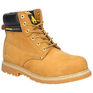 Amblers Safety FS7 Steel Toe Cap Boot Honey Size 6