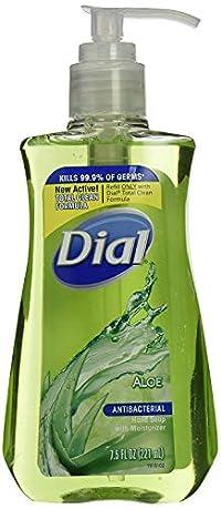Pack of 2: Dial Liquid Soap Aloe Pump 7.5 Oz