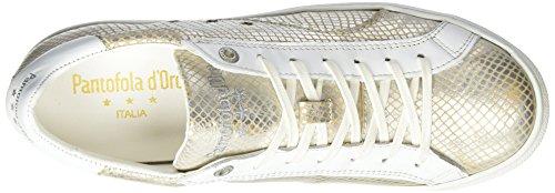 Pantofola d'Oro - Paularo Donne Low, Pantofole Donna Beige (Marshmallow)