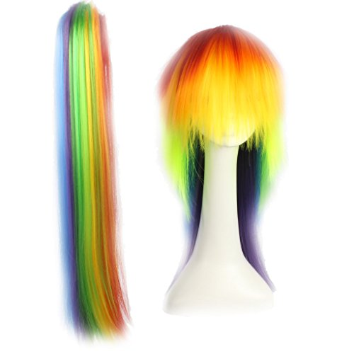 kissmywig-cosplay-wig-my-little-ponytail-long-straight-1pcs-wig-1pcs-ponytail-rainbow-by-kissmywig