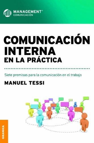 Libro sobre comunicación interna