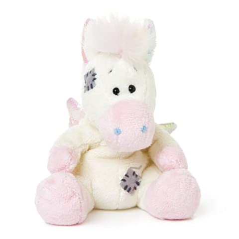 Me To You 4-inch Tatty Teddy and My Blue Nose Friends Glide The Pegasus Soft Toy