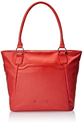 Caprese Women's Tote Bag Handbag (Coral)