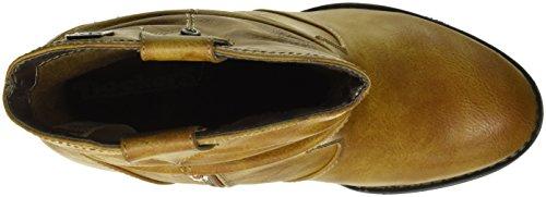 Dockers by Gerli Damen 27ld234-620 Cowboy Stiefel Braun (Cognac 470)