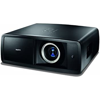 Sanyo PLV-Z4000 LCD Heimkino-Projektor Full HD (Kontrast 65000:1, 1200 ANSI Lumen, 1920 x 1080 Pixel) schwarz-grau