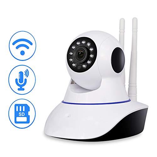 SSeir Wireless WiFi IP-Kamera, HD-Überwachungskamera, mit Bewegungserkennung, Zwei-Wege-Audio, HD-Nachtsicht, Fernansicht, fürs Kleinkind/Haustier Heimsicherheit,1080P+16G