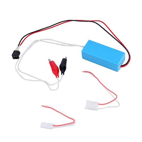 12 V CCFL Lampe Wechselrichter Tester Für LCD TV Laptop-Bildschirm Tragbare Lampada Rohr Reparatur Test Professionelle Repair Tool (Farbe: blau)