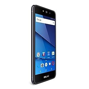 BLU Grand XL SIM-Free Smartphone - Black