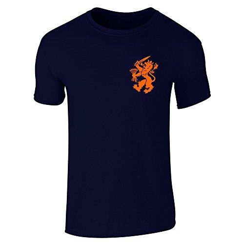 pop-hilos-para-hombre-holandes-futbol-retro-nacional-equipo-camiseta-de-manga-corta-azul-azul-marino