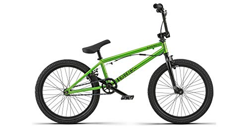Radio Bikes Dice FS 20 2018 BMX Rad - Metallic Green | grün | 20.0