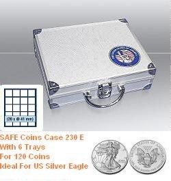 Safe Münzkapseln 230 E Compact