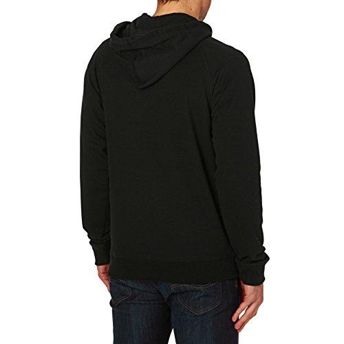 O' Neill, Felpa Con Cappuccio Streetwear Tees Shirts, Uomo, Hoodie, nero, XS nero