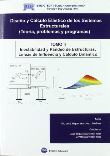 Diseño y calculo elastico de los sistemas estructurales ii (tecnica universitaria) EPUB Descargar gratis!