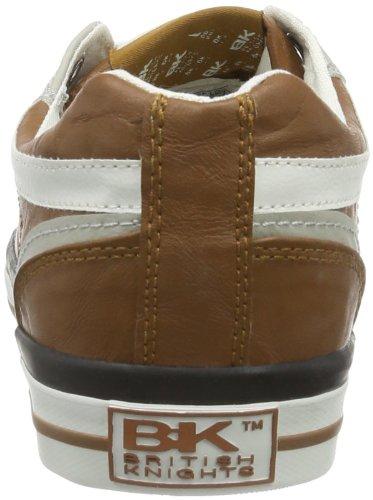 British Knights Eclipse Lo, Sneaker Uomo marrone scuro (Braun (brown/grey 4))