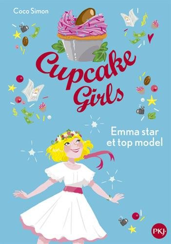 Descargar Libro 11. Cupcake Girls : Emma star et top-model (11) de Coco SIMON