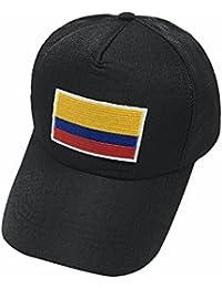 Wanson 2018 Copa del Mundo Colombia Copa Mundial De Fútbol Gorras FIFA Béisbol Gorra Equipo Nacional
