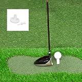 Como Rubber Golf Tee Holder