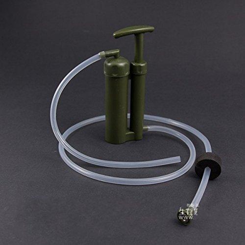 Portable Filtro Soldier Depuratore di acqua di