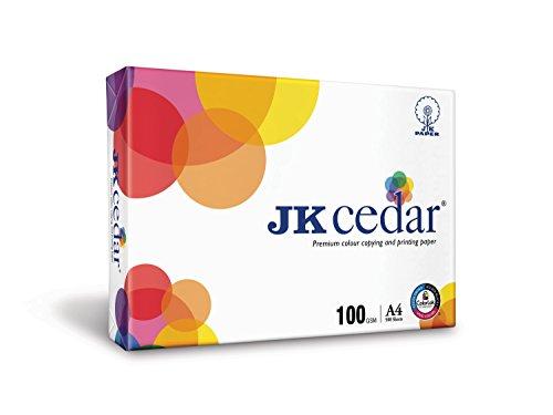 JK Cedar - A4, 500 Sheets, 100 GSM, 1 Ream
