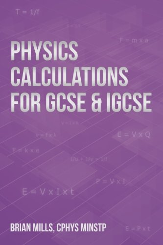 Physics calculations for GCSE & IGCSE