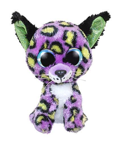 LUMO STARS 55777 Juguete de Peluche - Juguetes de Peluche (Animales de Juguete, Negro, Verde, Violeta, Felpa, 3 año(s), Chica, Interior)