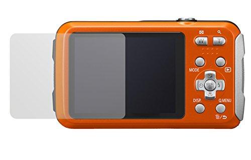 dipos I 6X Schutzfolie matt passend für Panasonic Lumix FT30 Folie Displayschutzfolie