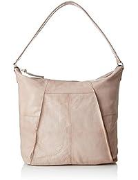 PIECES Pcdehbra Leather Bag - Shoppers y bolsos de hombro Mujer