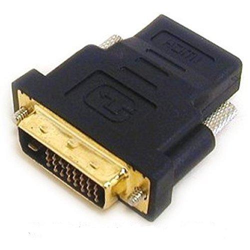 Unirise HDMIFDVIM-ADPT Adapter (HDMI-Buchse DVI-D männlich, 24 + 1 männlich)