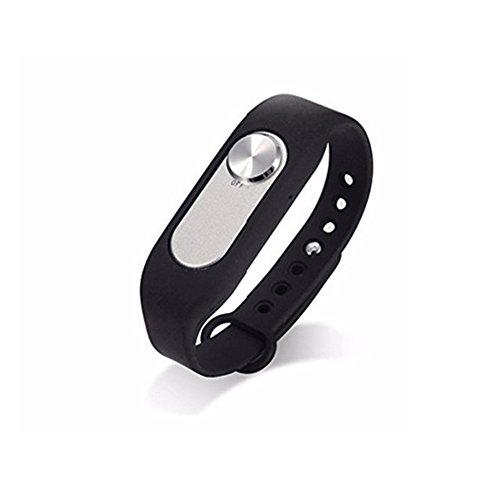 4 Gb-armband (Armband Recorder–Micro Spion–4GB–70Stunden Aufnahmezeit)