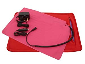SAFE 12 V Petnap Electric Cat Dog heat pad mat 33cm x 44cm by Petnap