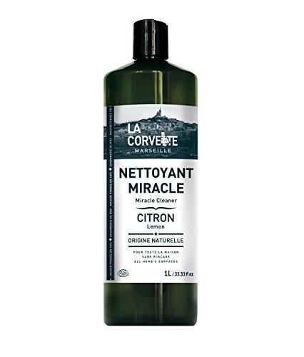 La Corvette Nettoyant Miracle Citron Ecocert 1 L