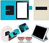 reboon Hülle für HP ElitePad 900 G1 Tasche Cover Case Bumper | in Beige | Testsieger