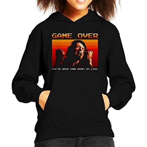Game Over Tommy Wiseau The Room Kid's Hooded Sweatshirt