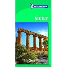 Sicily Green Guide (Michelin Green Guide Sicily)