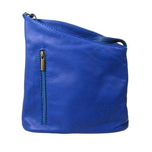 Other , Borsa Messenger Blue