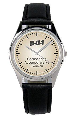 Trabant 601 Oldtimer Geschenk Fan Artikel Zubehör Fanartikel Uhr B-1157