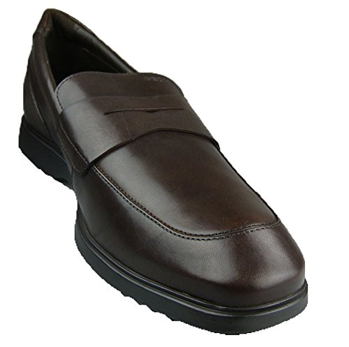 GEOX Herren Business Slipper U BOND ST Coffee U24W8F 00043 C6009 H-70 (43)