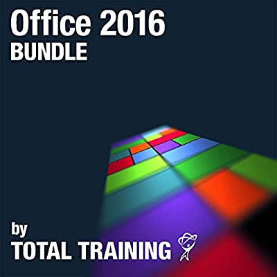 Office 2016 Bundle by Total Training : everything 5 pounds (or less!)