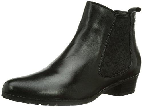 Gerry Weber Shoes Caren 03, Stivaletti Beatles Donna Nero (Schwarz (schwarz 100))