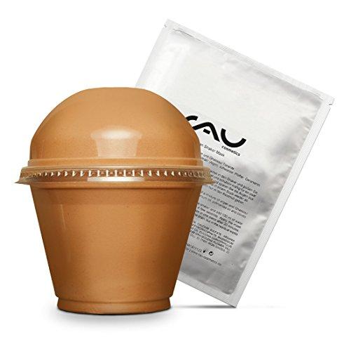 RAU Argan Shaker Mask - Masque Peel-Off avec Argan et Argile Ghassoul