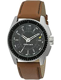 Fastrack Black Magic Analog Dial Men's Watch-NK3089SL05