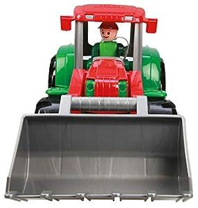 Lena 04407 vehículo de Juguete - Vehículos de Juguete, Tractor, De plástico, Interior / Exterior, 2 año(s), Niño