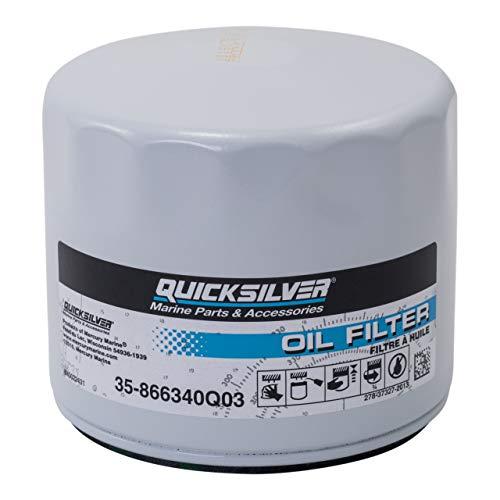 Quicksilver Ölfilter für Mercruiser und andere GM Innenborder 35-866340Q03 -